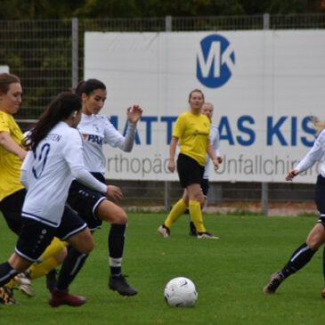 VfB – Frauen trainieren wieder / Mit zwei Teams in die neue Saison