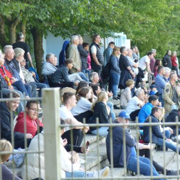 Knappe VfB Pokalniederlage